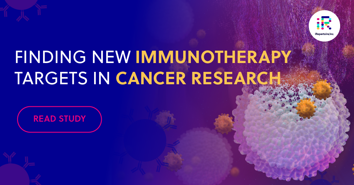 Finding new immunotherapy targets in cancer research. Read study.