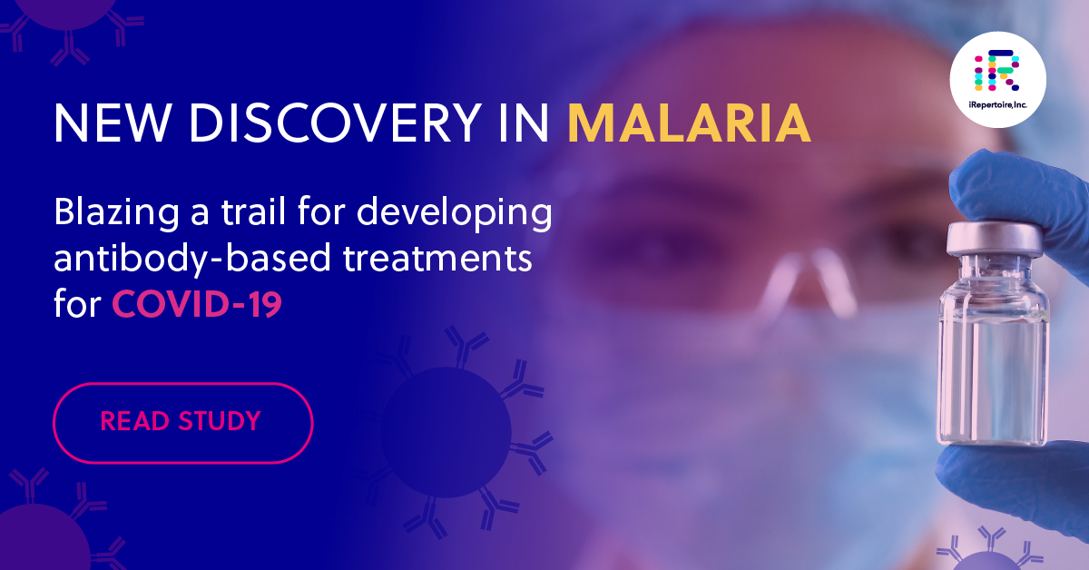 New discovery in malaria - Blazing a trail for developing antibody-based treatments for COVID-19. Read now.