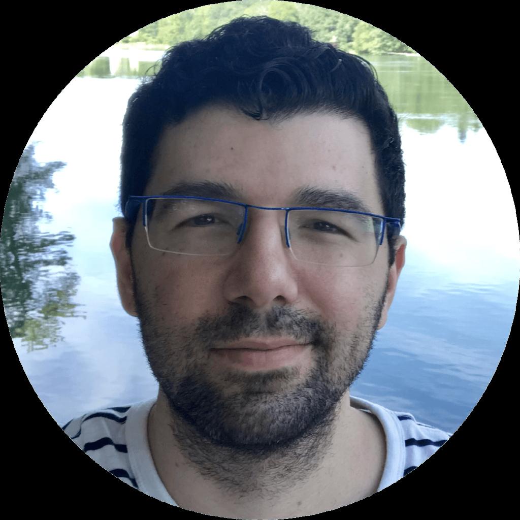 Asaf Poran, PhD headshot